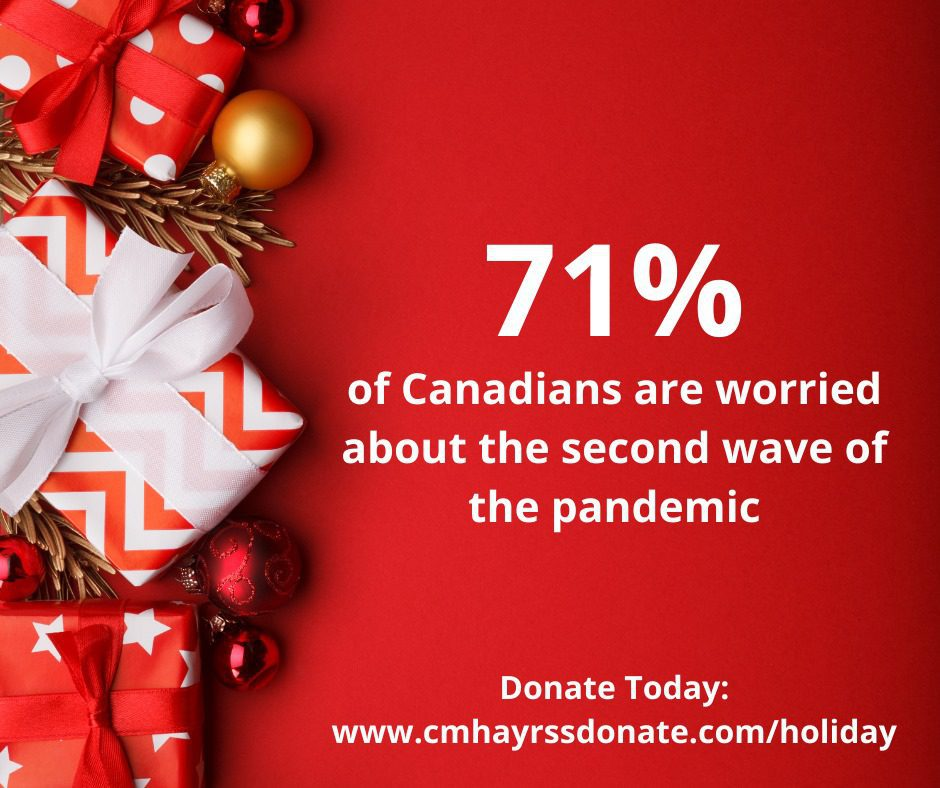 71% of Canadians are worried about the second wave of the pandemic