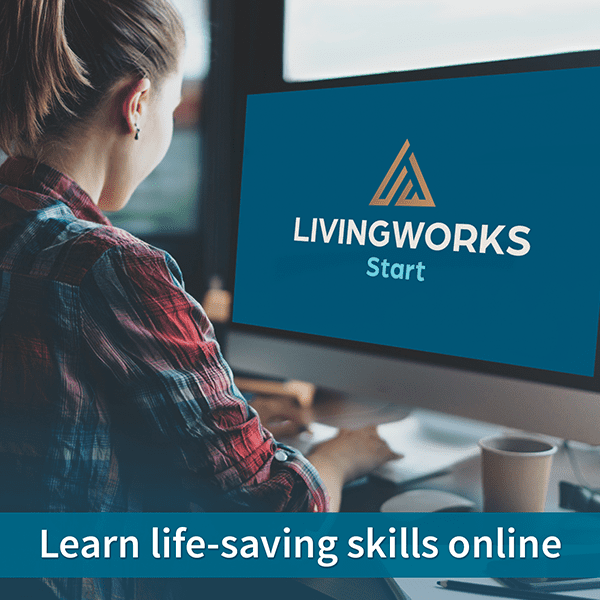 Living Works Suicide Prevention Training