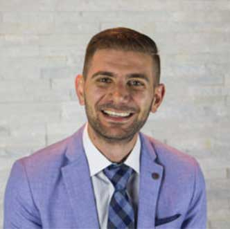 headshot of roy saad at Canadian Mental Health Association Leadership and results
