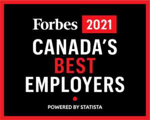 forbes 2021 canada's best employers powered by statista