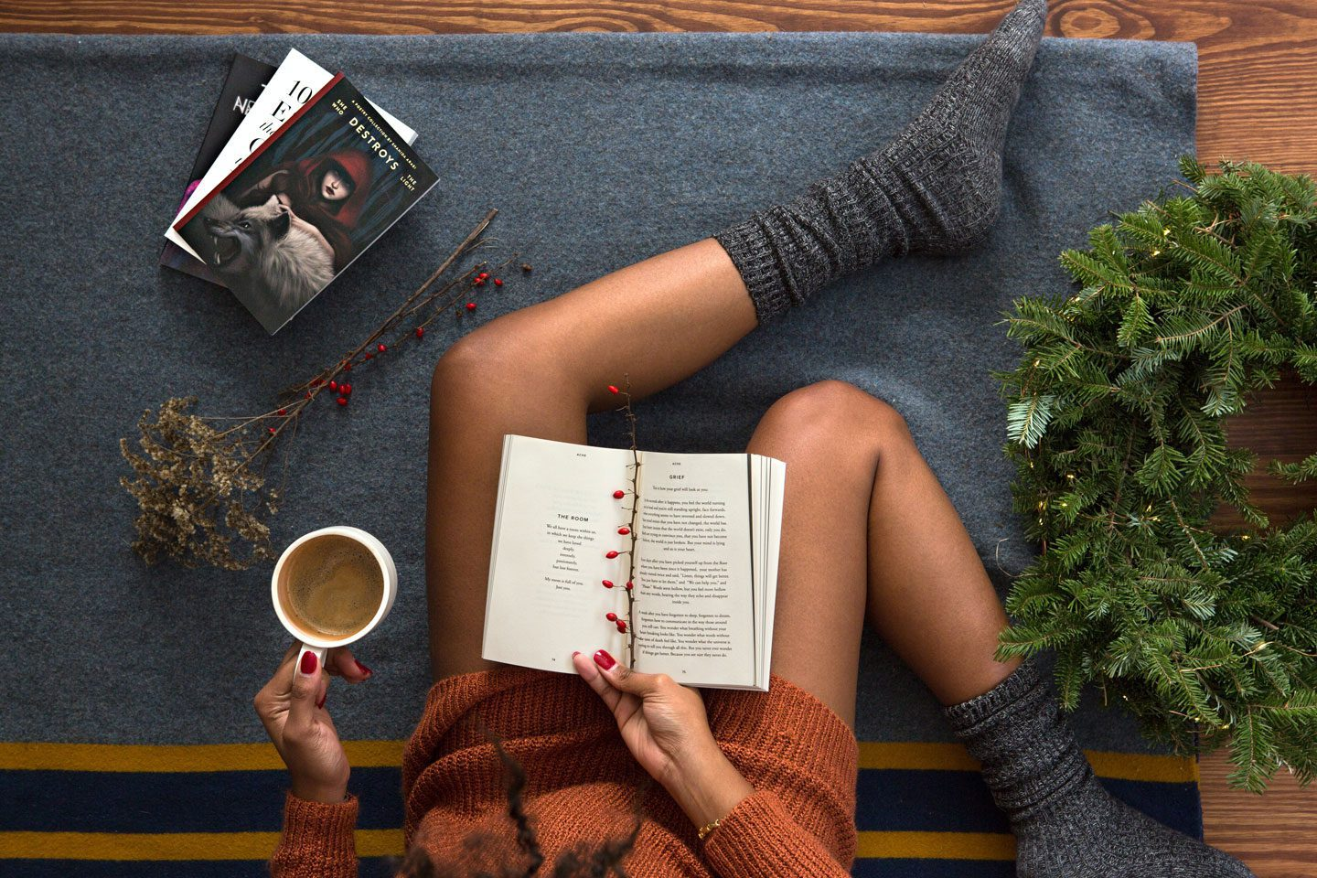 Self-Care During The Holidays: Keep The 'Me' In Merry