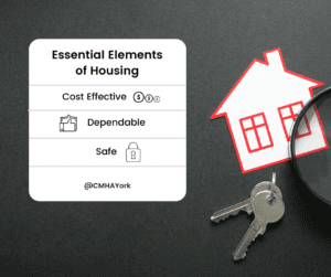 essential elements of housing: cost-effective, safe and dependable