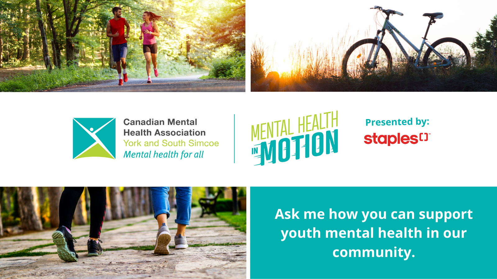 Mental Health in Motion: Social Media and Fundraising Assets