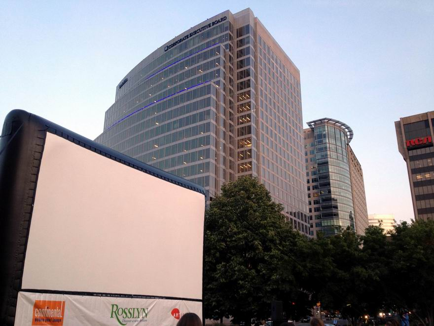 Rosslyn Outdoor Movies