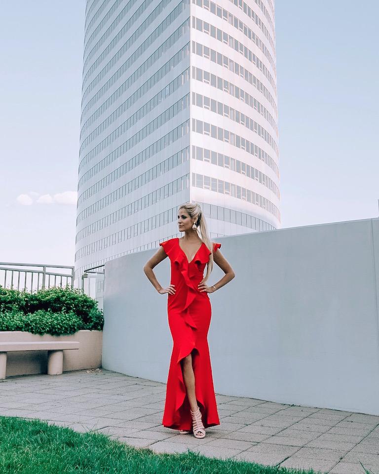 Red Dress Forever21