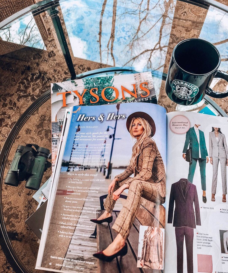 Viva Tysons Magazine March April 2019
