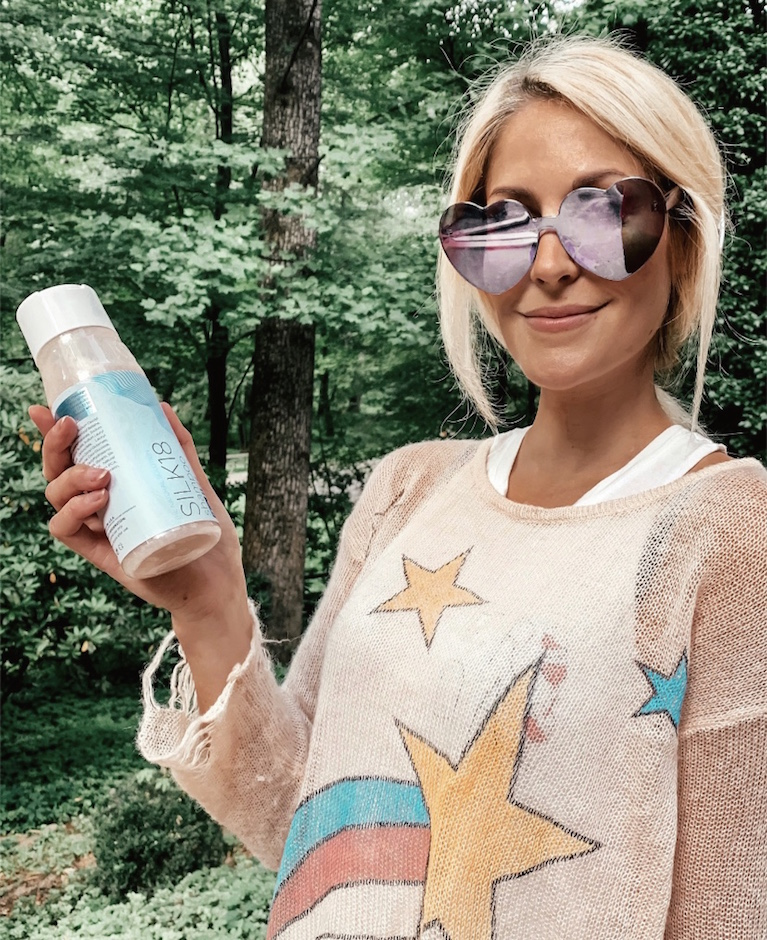 Maple Holistics Silk18 Shampoo