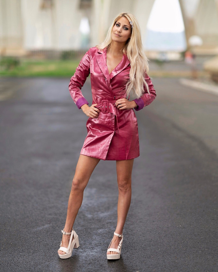 Blazer Dresses NastyGal