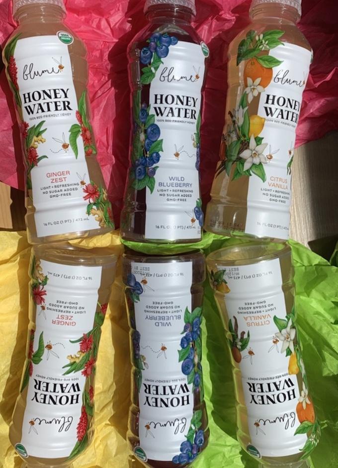 Blume Honey Water