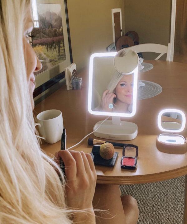 Fancii LED vanity mirror