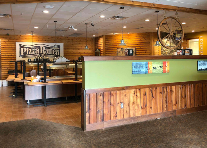 Franchises | Featured Project: Pizza Ranch