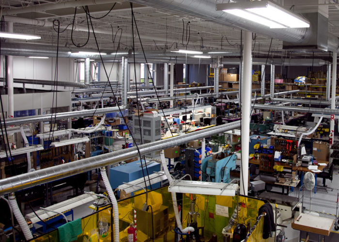 Manufacturing | Featured Project: Precision Manufacturing