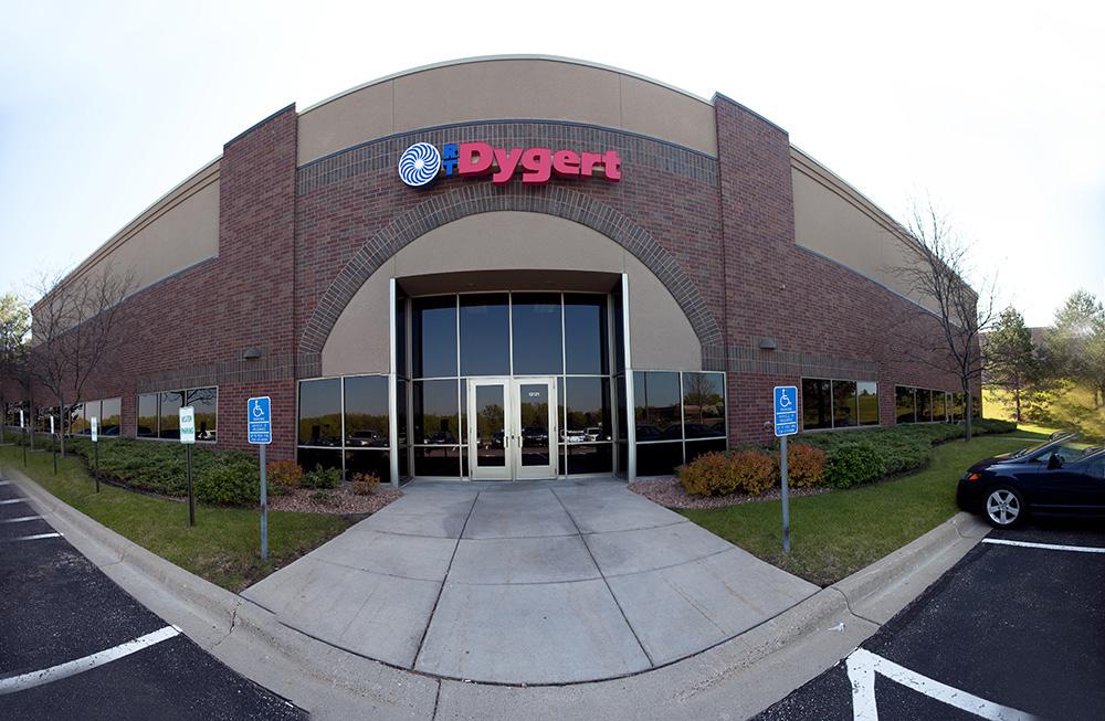 JT Egner Dygert Distribution Exterior
