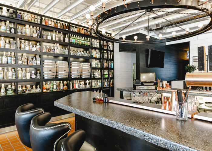 Restaurant | Featured Project: Tequila Butcher