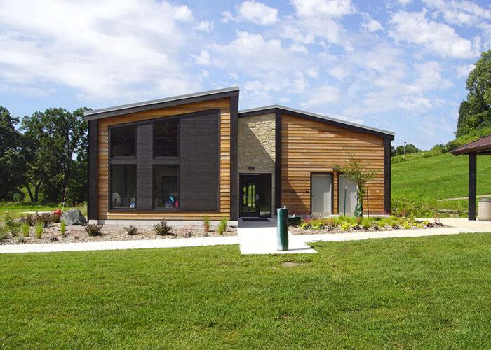 Municipal | Featured Project: Trapp Farm Interior