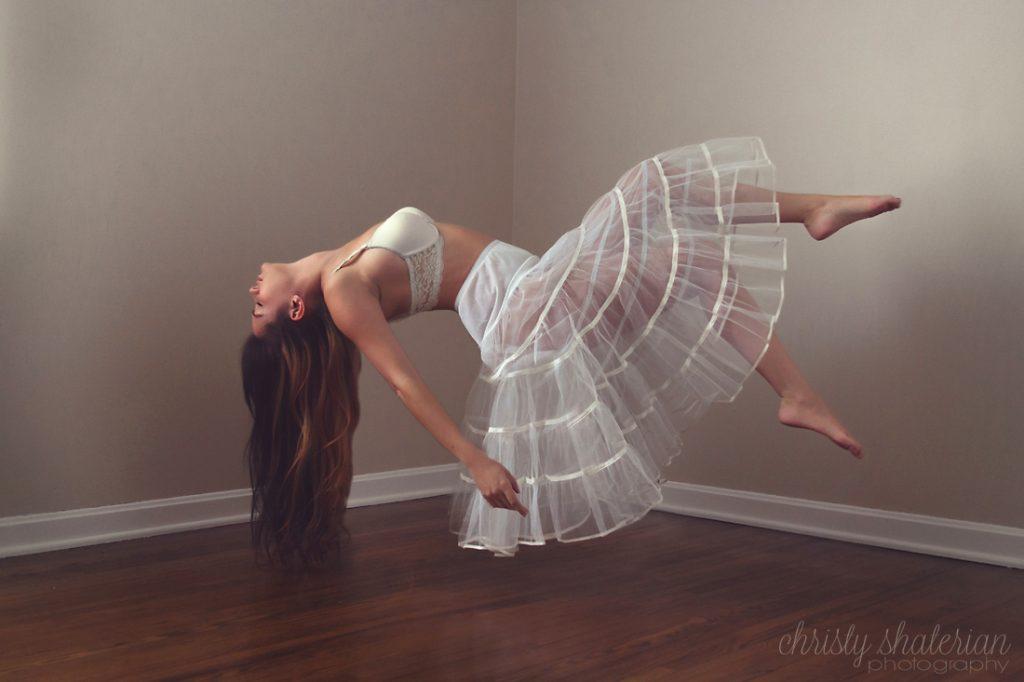 Levitation CSP Self Portrait