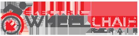 Electric Wheelchair Repair & Maintenance Logo