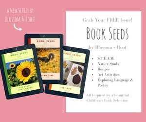Free sample Book Seeds by Blossom and Root