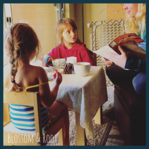 homeschool brave writer tea time