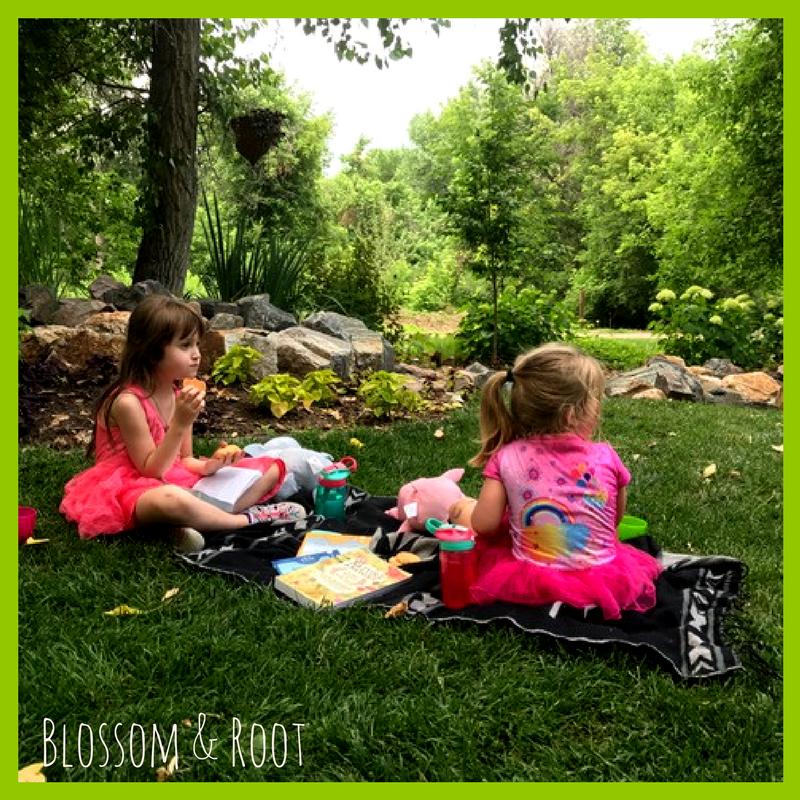 101 reasons to take your homeschool outside