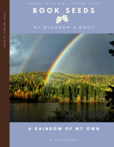 spring 2018 book seeds: a rainbow of my own