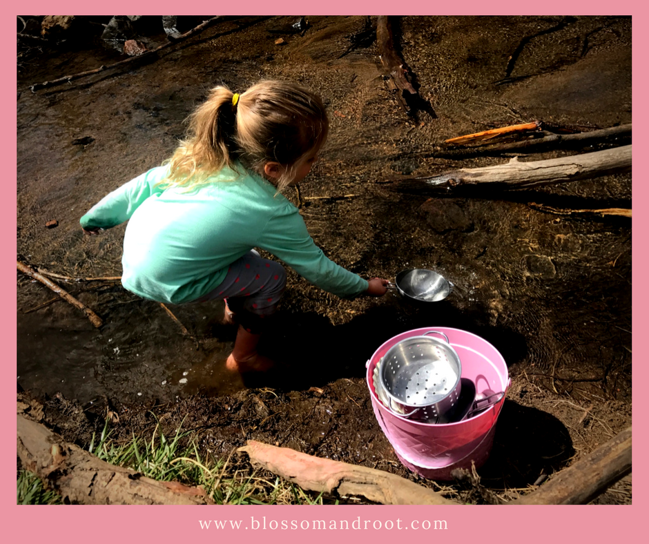 homeschool essentials mud kitchens