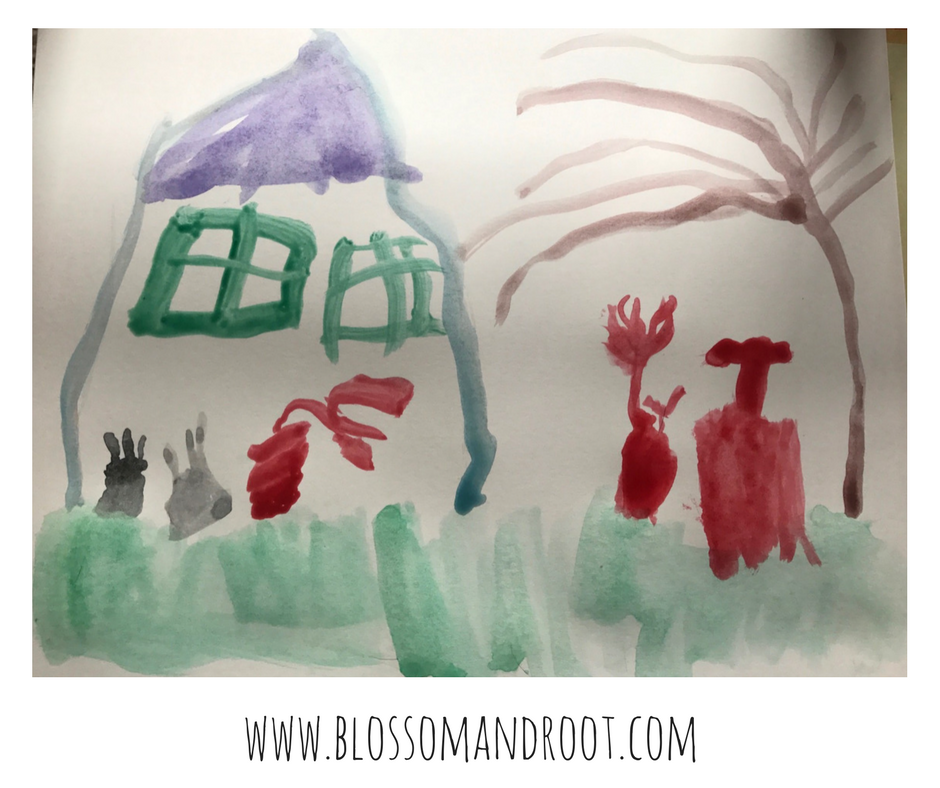 rivera art project blossom and root kindergarten