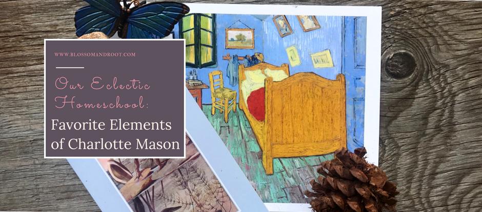 charlotte mason eclectic homeschool