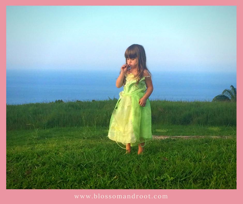outdoor play homeschool