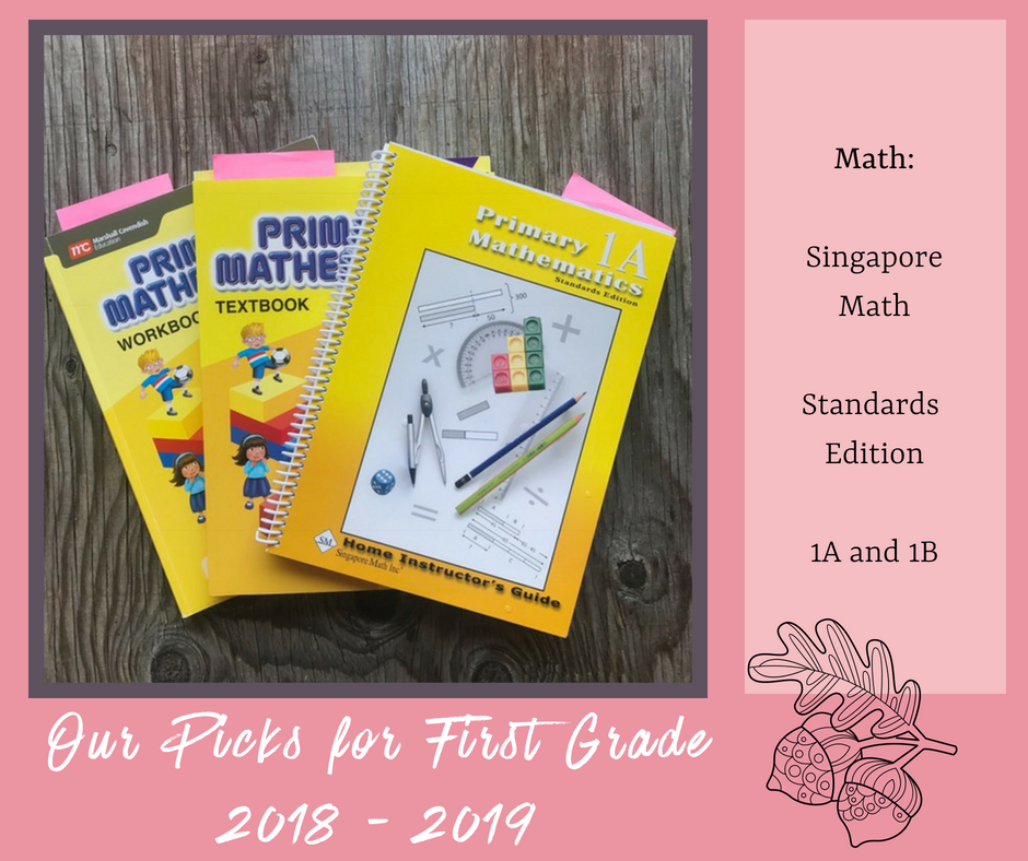 secular first grade homeschool curriculum