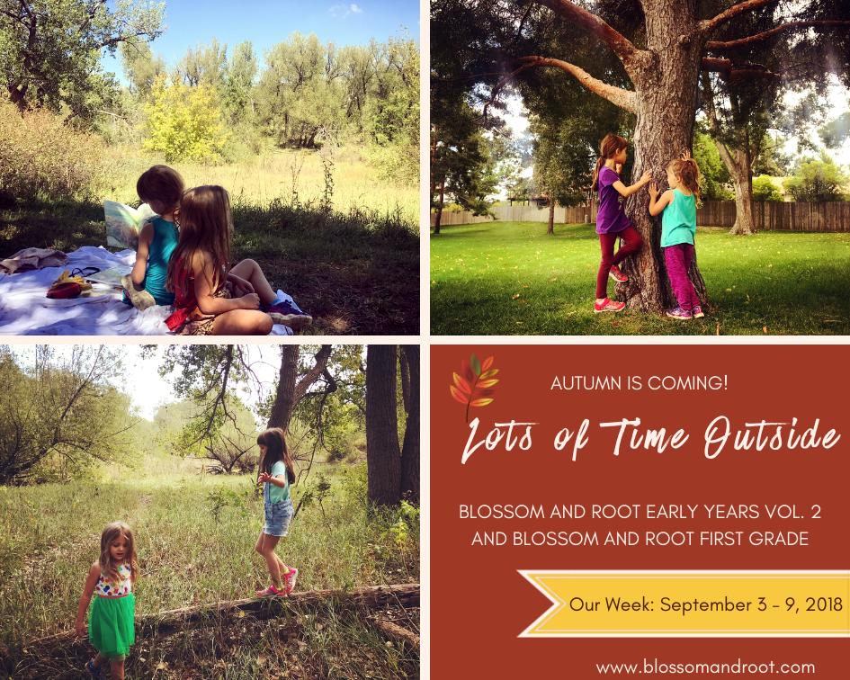 nature-based homeschooling
