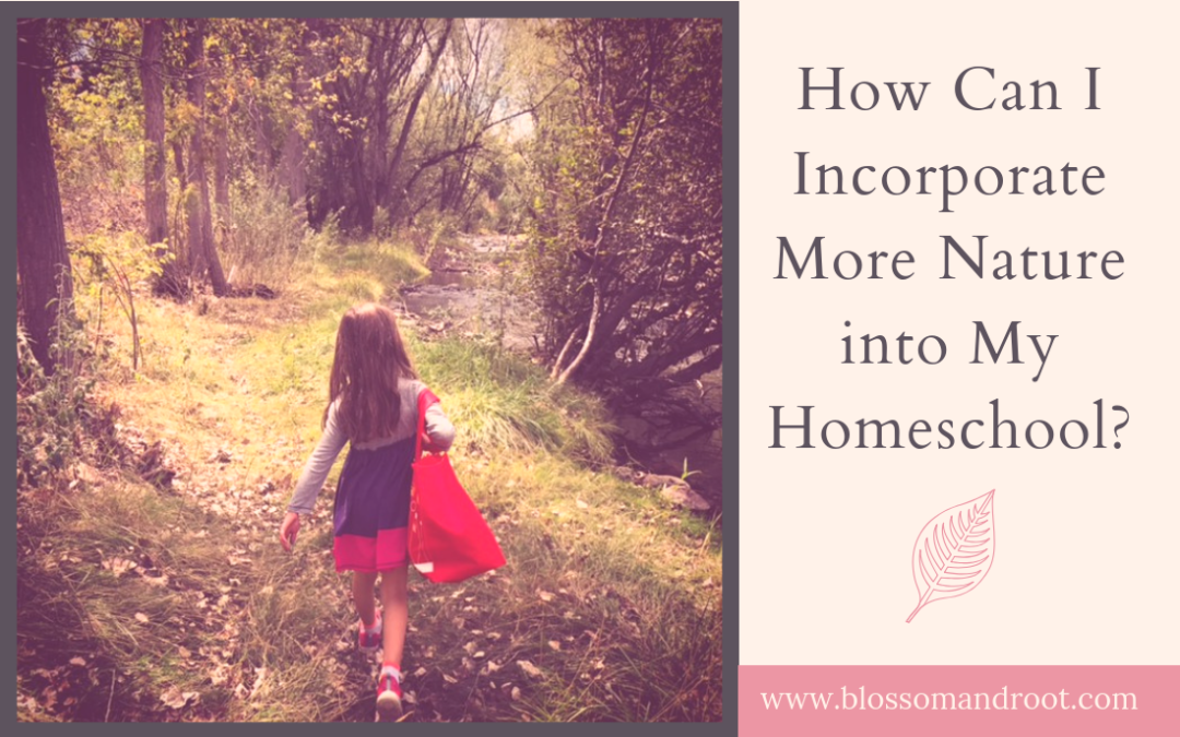 nature-based homeschooling