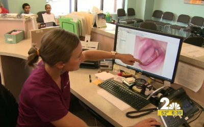 Dr. Magill and Dr. Heidi Otsby discuss tongue tie surgery