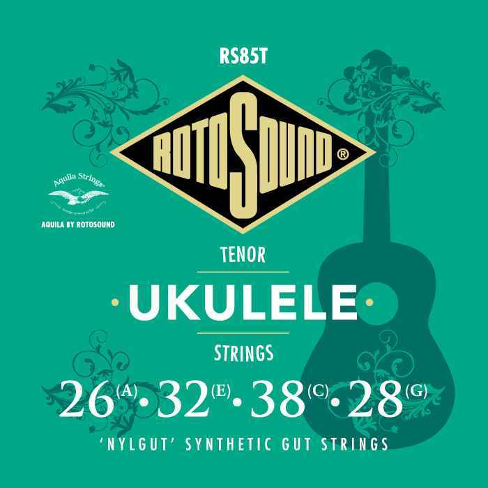 RS85T Tenor Rotosound Ukulele strings nygut synthetic gut string