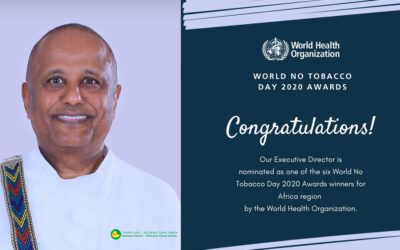 World No Tobacco Day 2020 Awards – Winners Announced!