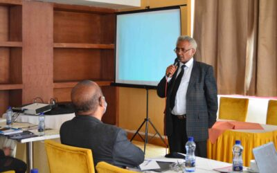 A review meeting on Tobacco Control with 'Smoke Free Addis Ababa' Initiative has been held.