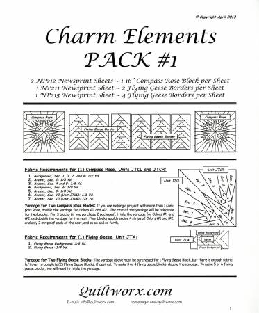 Charm Elements #1