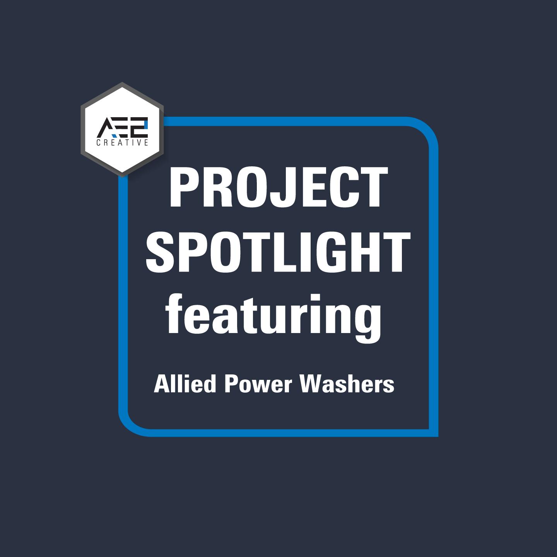 Project Spotlight | Allied Power Washers
