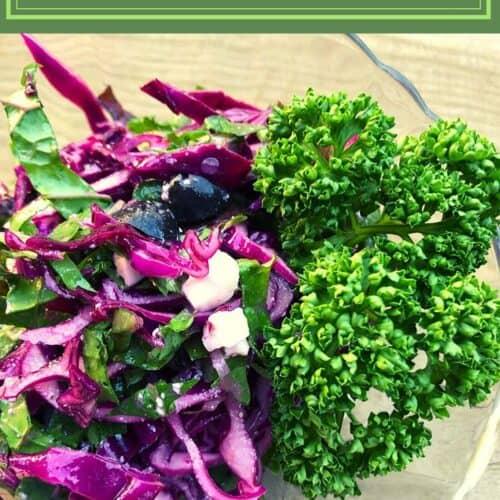 Super greens salad