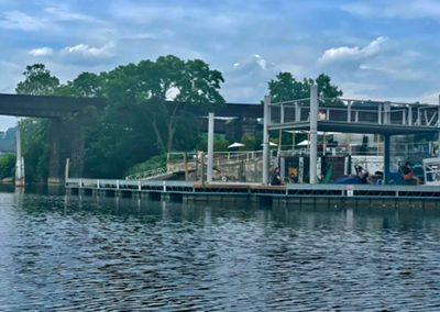 Allegheny River Trail Park - Dock
