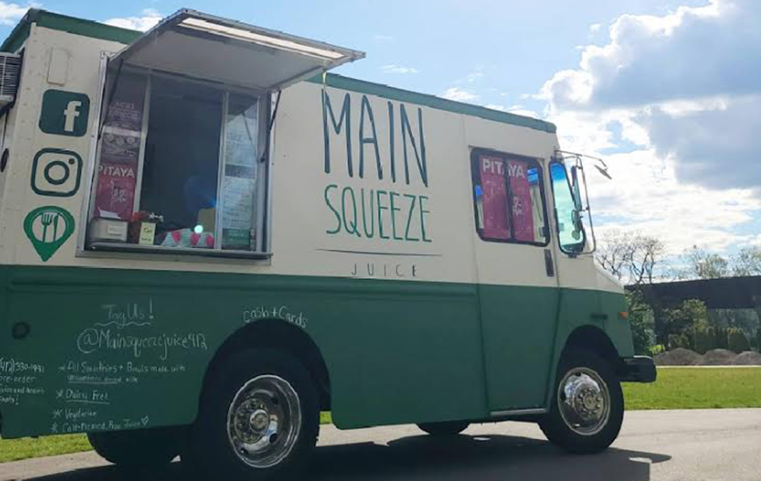 Allegheny River Trail Park - Main Squeeze