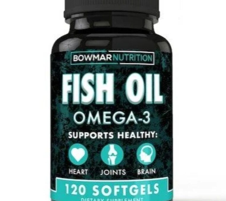 bowmar nutrition fish oil