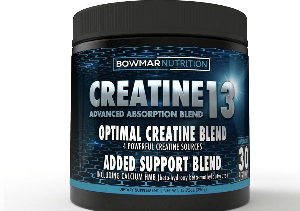 bowmar nutrition creatine