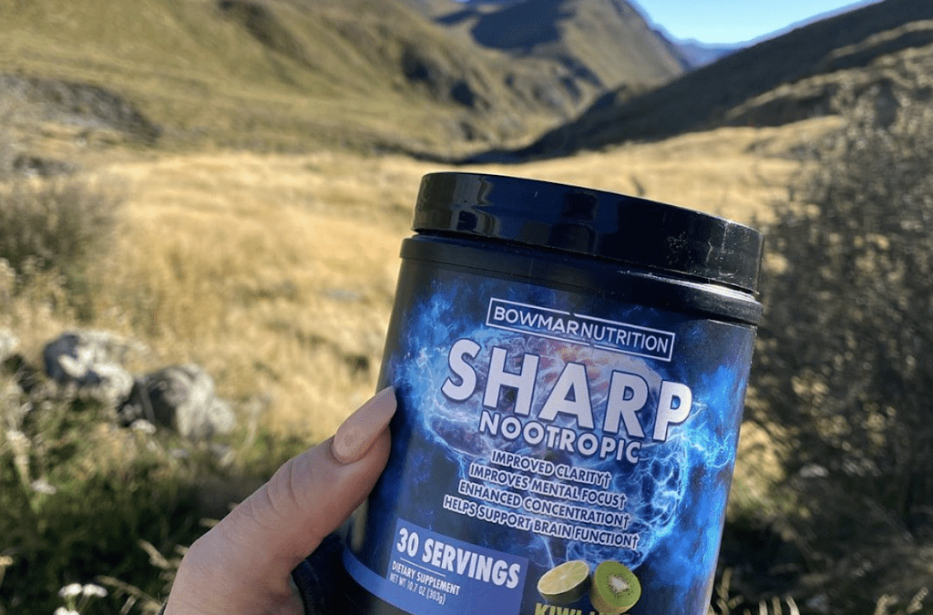 SHARP: BOWMAR NUTRITION NOOTROPIC