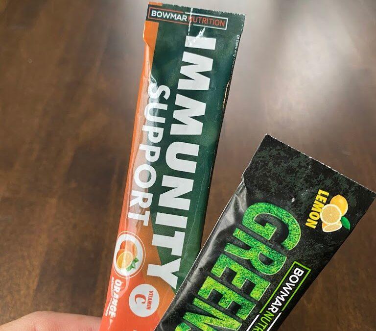 Immunity and Greens bowmar nutrition