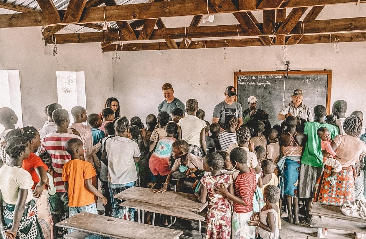 Sarah Bowmar Talks Giving Back in Africa