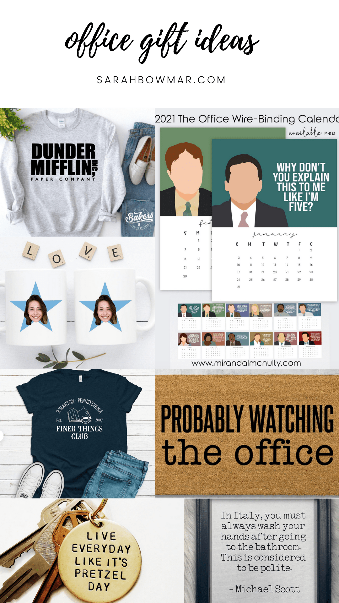 The Office Gift Ideas