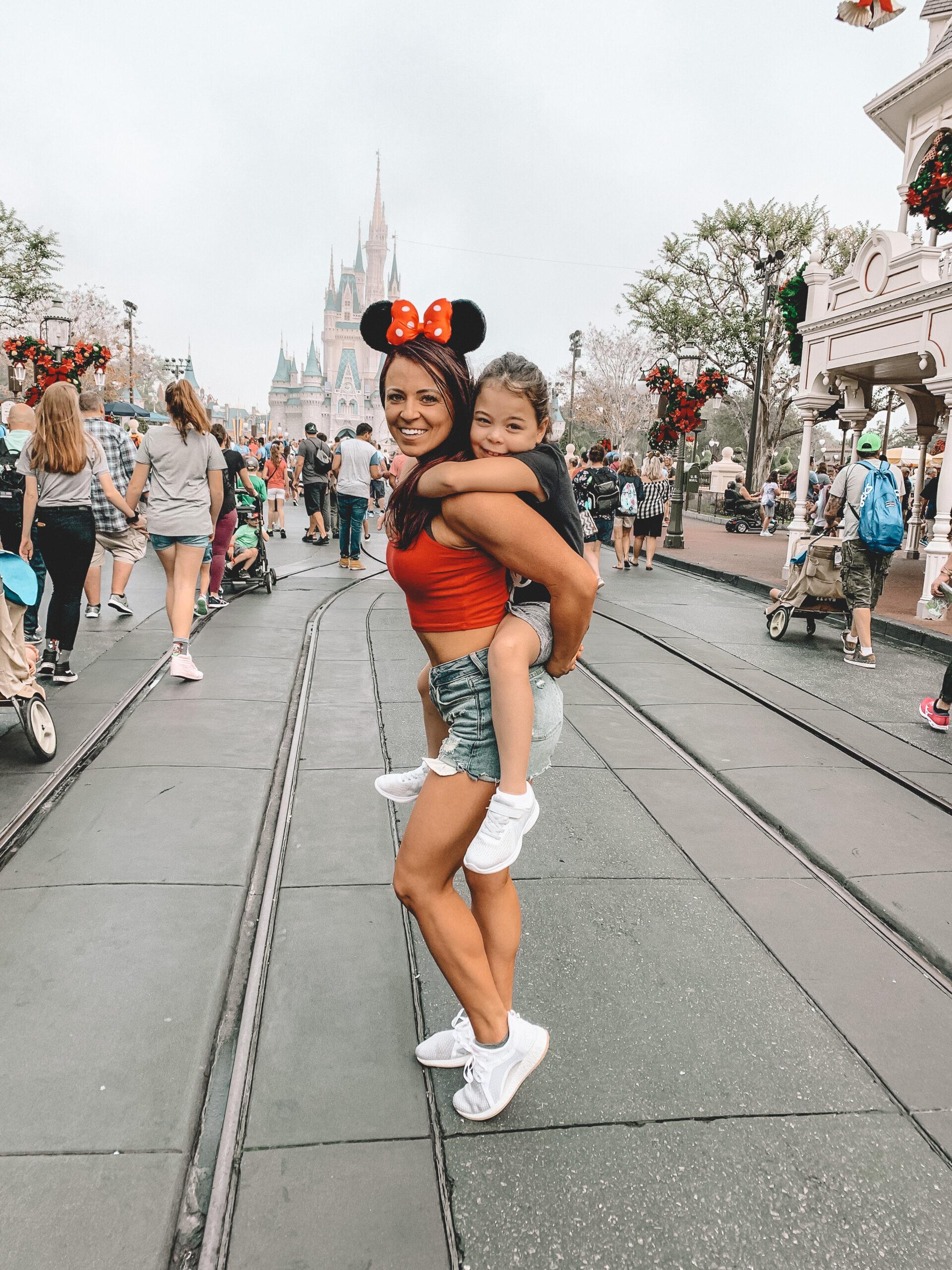 Sarah Bowmar Disney World