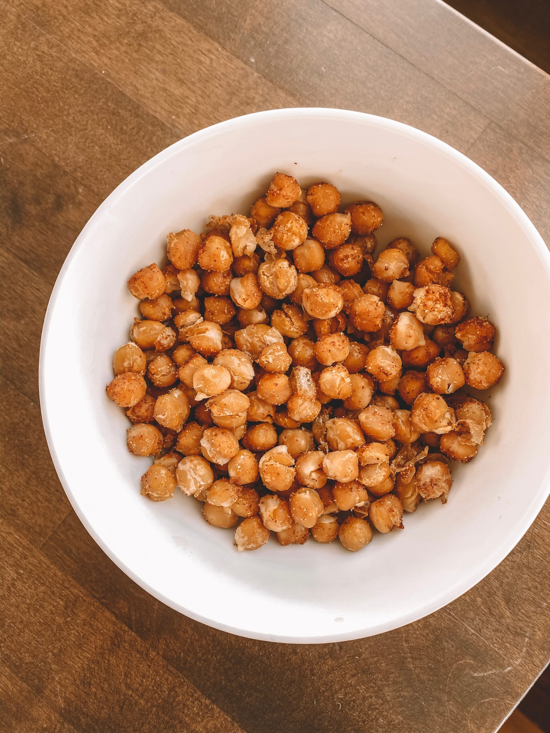 bowmar chick pea snack