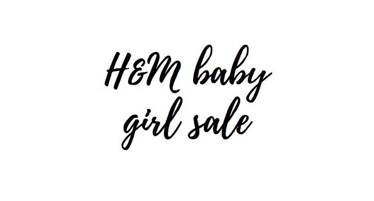H&M Baby Sale!